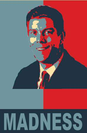 Hey, Arne Duncan, what's your Shepard Fairey abstract quality of choice.