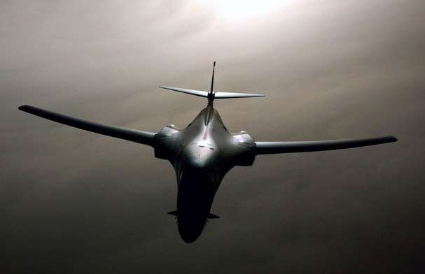 Why are we still putting up piloted fighters and bombers anyway?