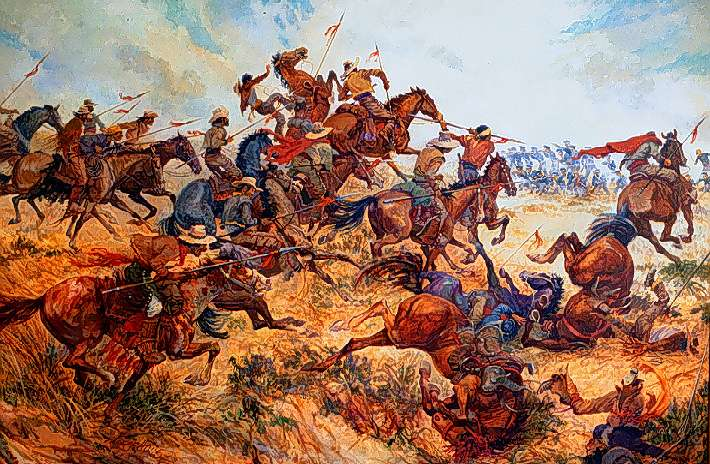 The Battle of San Pasqual: Never have so few cared so little for so long.