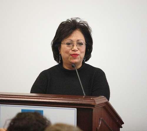 Shouldn't we be feeding committed public servants like HACLA President Beatriz Stotzer. really?