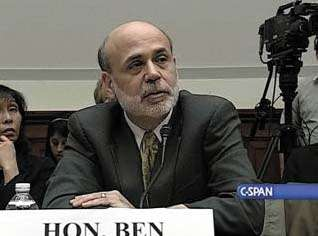 Ben Bernanke? That old wizard's crazy.