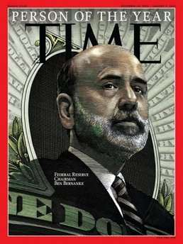 Ben Bernanke: Person of EVERY year