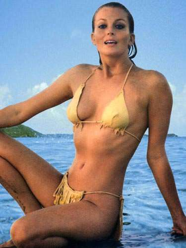 Thirty years later, Bo Derek can still stop a horse cold.