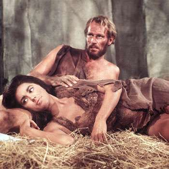 Linda Harrison, on the other hand: That woman could act!