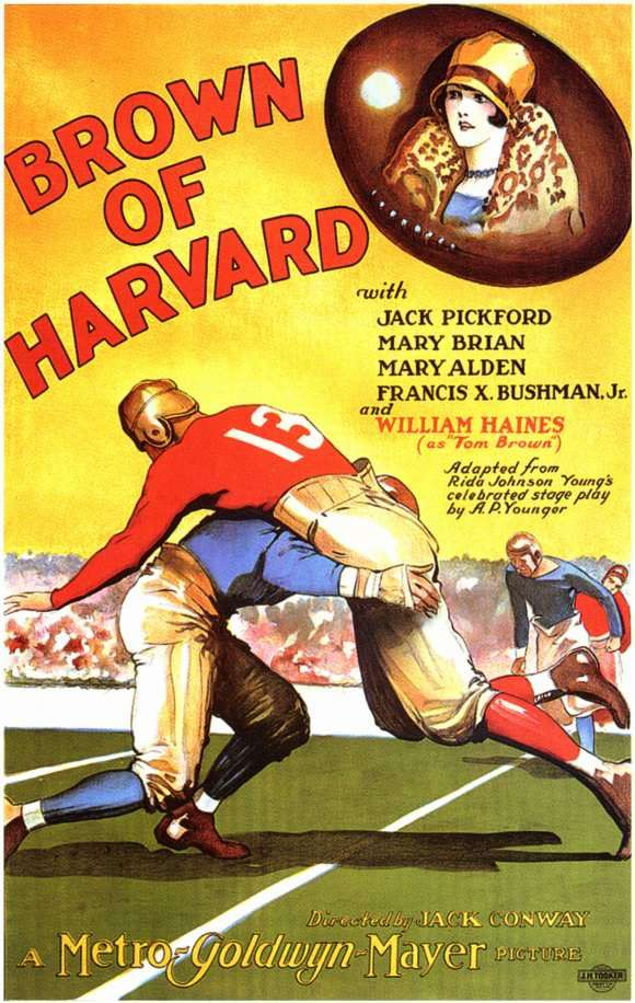"They were going to call it ""Harvard of Brown,"" but that title tested horribly."
