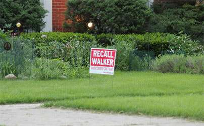 Lawn signs cause passersby to change their votes, every time.
