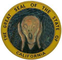 Actual photo of Gov. Jerry Brown.
