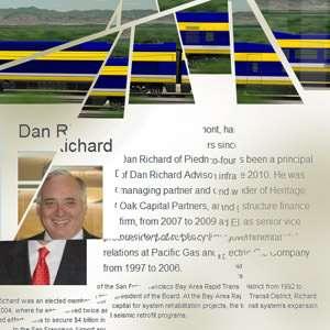 Dan Richard, you're no Roelof van Ark.