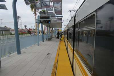 The Expo Line: So crowded nobody rides it anymore.
