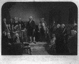 George Washington knew how to keep 'er short.