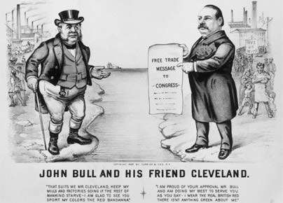 When will the bring John Bull back to editorial cartoons?