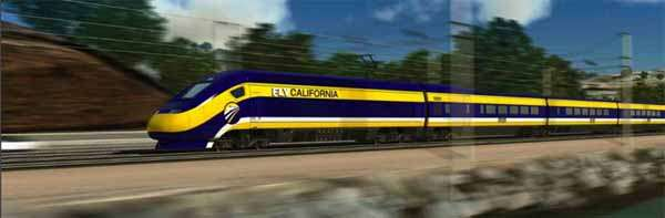 The gold and purple rule: SEIU, the Lakers and High Speed Rail keep coming back no matter how hard you root against them.