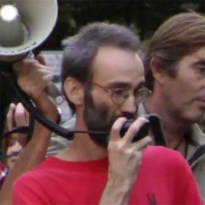 Occupy Atlanta's Isa Ray keeps Rep. John Lewis on the hook.