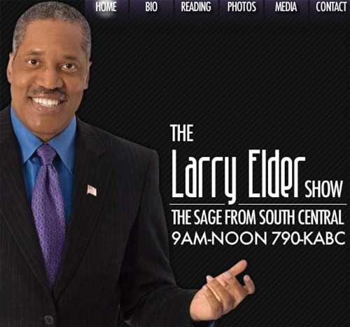 Larry Elder.