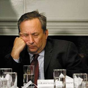Sleep on, Larry Summers. You didn't make a difference when you were awake either.