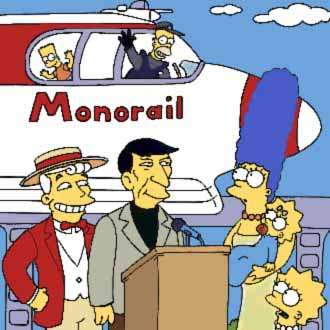 Monorail: The mob has spoken.