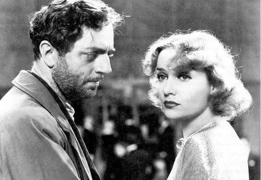 My Man Godfrey, a flinching, sparing look at joblessness.