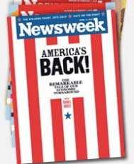 Newsweek says America's back. Real Americans say it never went away.