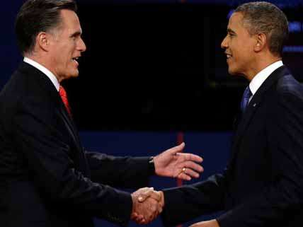 Orange, gold, green, purple, even ecru: Do the candidates know about recent advances in the science of necktie colors?