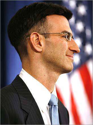 If Peter Orszag were as potent with economics as he is with ex-girlfriends, we'd totally be out of the recession.