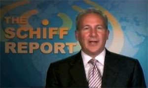 Peter Schiff, broadcasting from somewhere on the North American land mass.