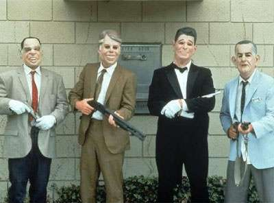 These guys could have shot bin Laden in the face too, they just didn't wanna.