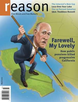Jerry Brown's sonderweg.