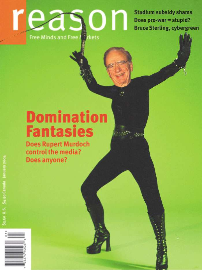 Dominatrix Rupert Murdoch wants you.