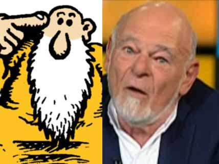 Sam Zell and Mr. Natural: Separated at birth?