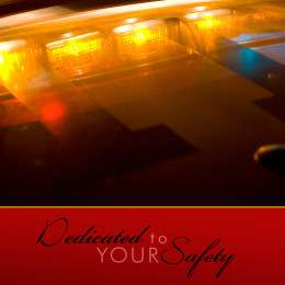 Dedicated to your safety, San Bernardino County Sheriff
