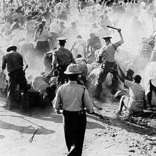 Sharpeville Township Massacre, 1960
