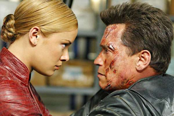Most men have to pay to be beaten to a pulp by the female Terminator.