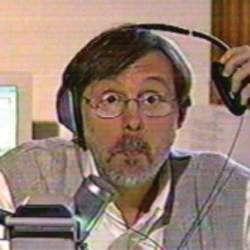 Thom Hartmann is sanpaku.