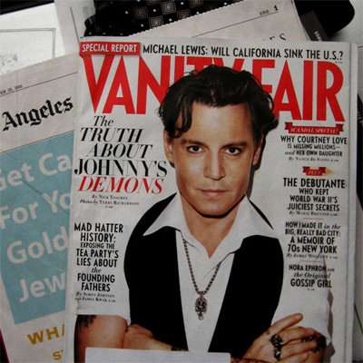 Vanity Fair, November 2011: The World War II debutante piece is actually the timeliest thing in the magazine.
