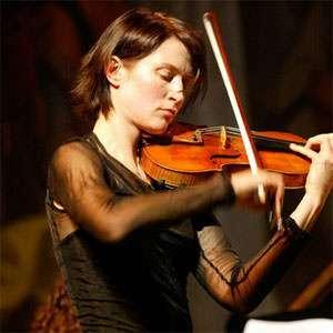 Viktoria Mullova braves Mad Cow Disease of the fingertips.