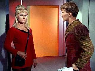 Yeoman Rand was easily the most Randian Enterprise crew member.