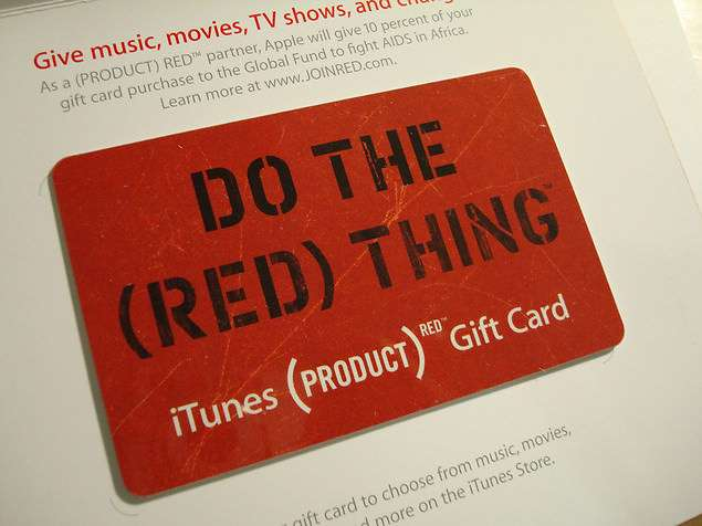 Do the RED thing