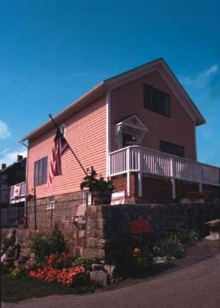 Susette Kelo's famous 'Little Pink House'