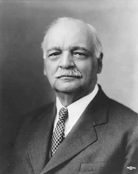 Charles Curtis, from the Library of Congress.