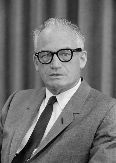 Barry Goldwater.