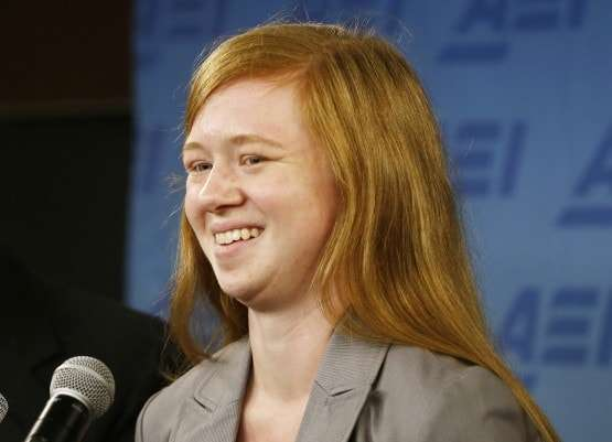 Abigail Fisher. The plaintiff in the long-running challenge to the University of Texas' admissions policy.