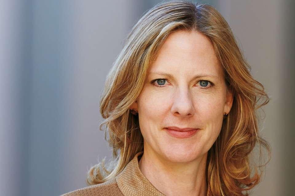 Newly selected Yale Law School Dean Heather Gerken.