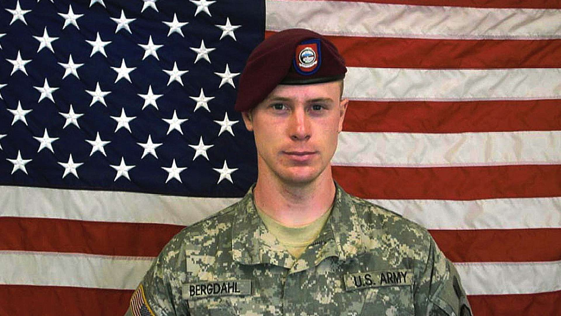 "(FILES)This US Army file handout photo obtained shows Private First Class(Pfc) Bowe Bergdahl, before his capture by the Taliban in Afghanistan. US officials have confirmed March 25, 2015 that Bergdahl will be charged with desertion and misbehavior before the enemy for leaving his post in Afghanistan before being captured and held by the Taliban for five years. Bergdahl went missing from his base in Afghanistan in June 2009. In May 2014, the US released five Taliban militants held in Guantanamo Bay in exchange for Bergdahl's return. AFP PHOTO / HANDOUT / US ARMY == RESTRICTED TO EDITORIAL USE / MANDATORY CREDIT: ""AFP PHOTO HANDOUT- US ARMY ""/ NO MARKETING - NO ADVERTISING CAMPAIGNS NO A LA CARTE SALES / DISTRIBUTED AS A SERVICE TO CLIENTS ==--/AFP/Getty Images"
