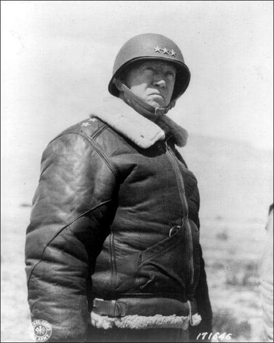 Lt. Gen. George S. Patton Jr., 1943
