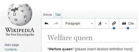 WelfareQueen