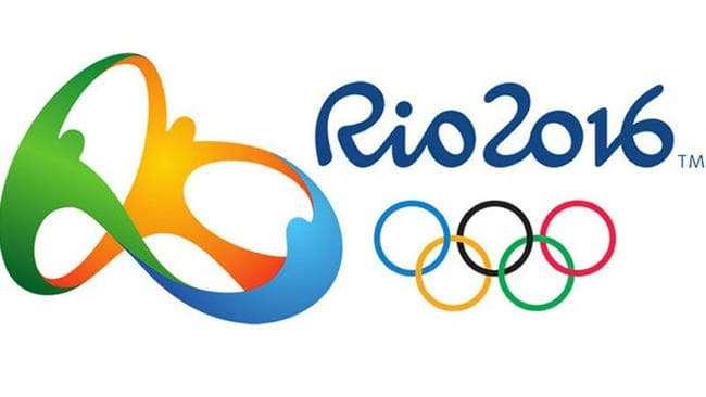 Logo of the Rio Olympics.