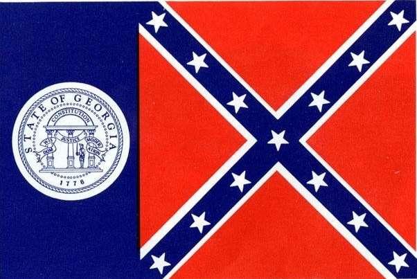 georgia1956flag