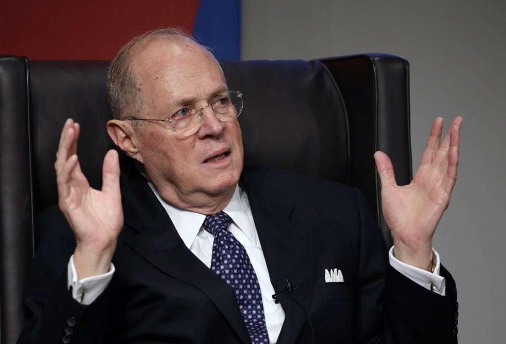 Justice Anthony Kennedy. (AP Photo/Matt Slocum, 2013 File)