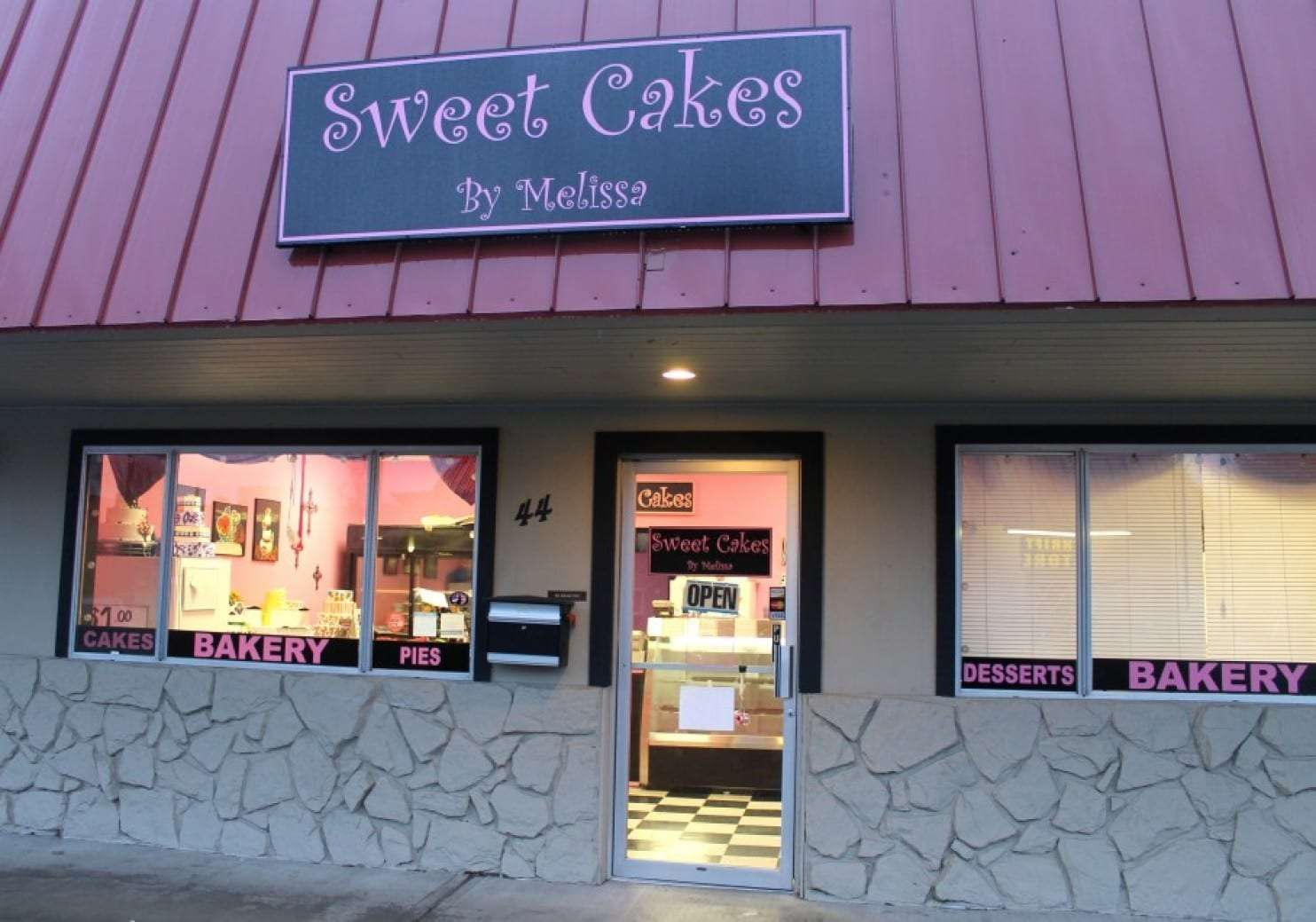 This Feb. 5, 2013, photo shows Sweet Cakes by Melissa in Gresham, Ore. The bakers cited their religious beliefs in a case that has been cited in the national debate over religious freedom and discrimination against gays. (Everton Bailey Jr./The Oregonian via AP)