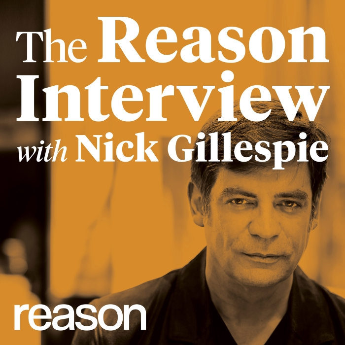 Reason Podcasts - The Reason Interview With Nick Gillespie